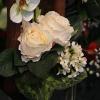Fleurs en soie de la Maison Bentz